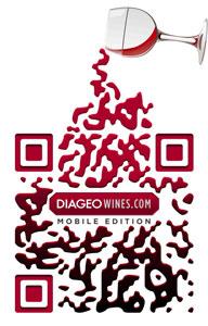 Storelabs.com: Código QR personalizado Diageo