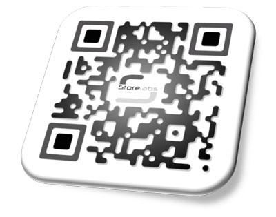 QR de diseño de Storelabs