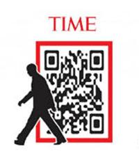 Storelabs.com: códigos QR personalizados: Time